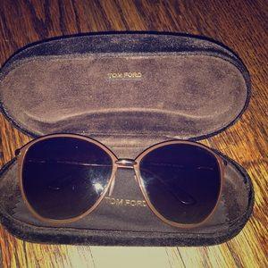 Tom Ford Penelope Cat Eye Sunglasses